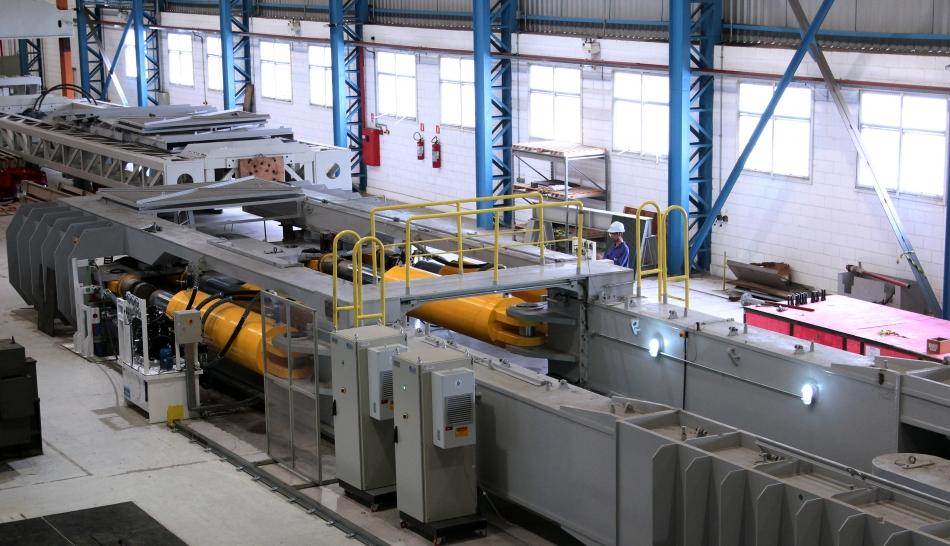 Resultado de imagem para Instituto de Pesquisas Tecnológicas sistema de ensaios de elementos de ancoragem